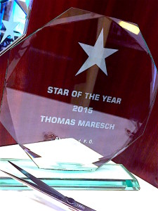 Star Of The Year 2015